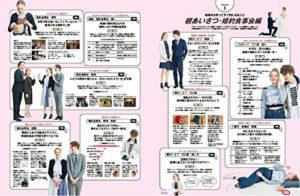 ゼクシィ最新号|特集&付録をチェック♡【2019年4月号】