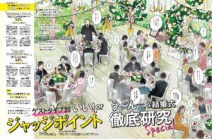 ゼクシィ最新号|特集&付録をチェック♡【2019年5月発売号】